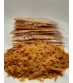 Crunchy vis-topping 50 gram